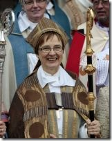 Bishop Eva Brunne