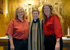 Pastors Frost, Hill, and Zillhart