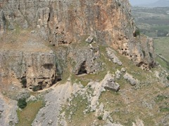 Arbel Caves