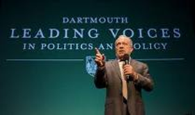 Robert Reich at Dartmouth
