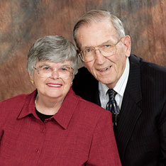 Bishop Jack and Mrs. Marji Tuell